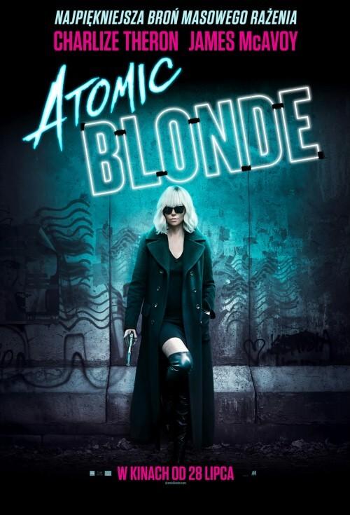 atomic blonde cały film online