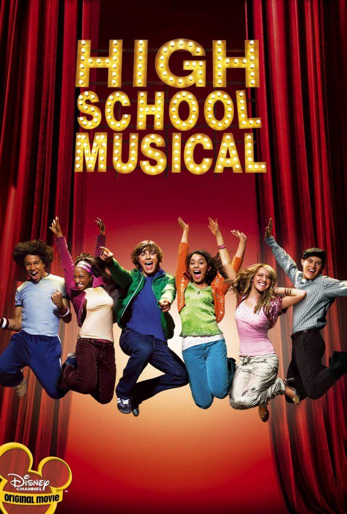 high school musicial cały film online