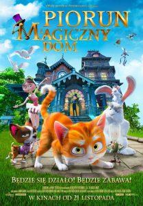 piorun i magiczny dom cały film online