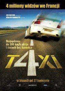 taxi 4 cały film online