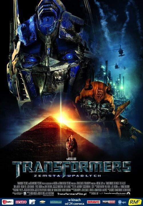transformers zemsta upadłych cał film online